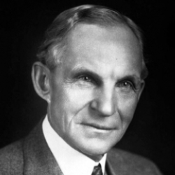 Author Henry Ford