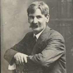 Author Henry Lawson