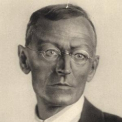 Author Hermann Hesse