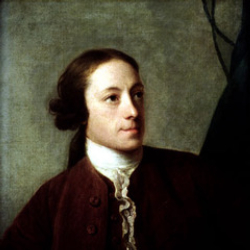 Author Horace Walpole