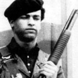 Author Huey Newton