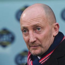 Author Ian Holloway