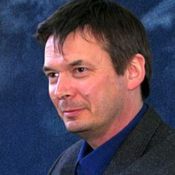 Author Ian Rankin