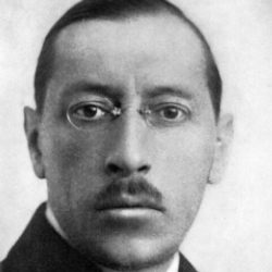 Author Igor Stravinsky