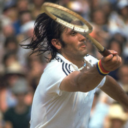 Author Ilie Nastase