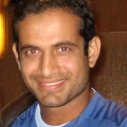 Author Irfan Pathan