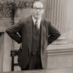 Author Isaiah Berlin