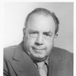 Author J. B. Priestley