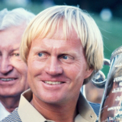 Author Jack Nicklaus