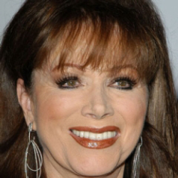 Author Jackie Collins