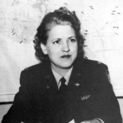 Author Jacqueline Cochran
