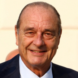 Author Jacques Chirac
