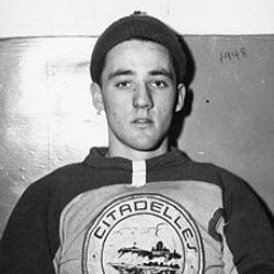 Author Jacques Plante