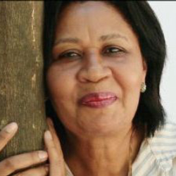 Author Jamaica Kincaid