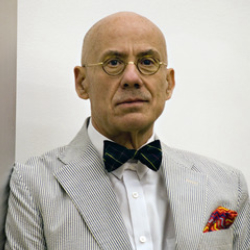 Author James Ellroy