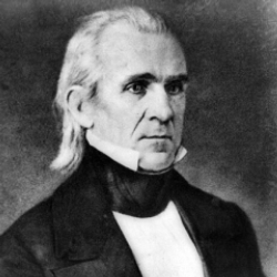 Author James K. Polk