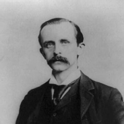 Author James M. Barrie