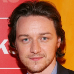 Author James McAvoy