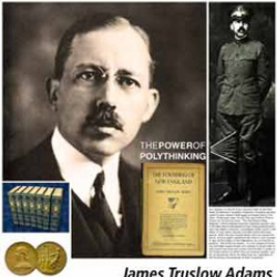 Author James Truslow Adams