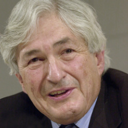 Author James Wolfensohn