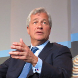 Author Jamie Dimon