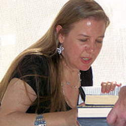 Author Janet Fitch