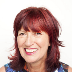 Author Janet Street-Porter