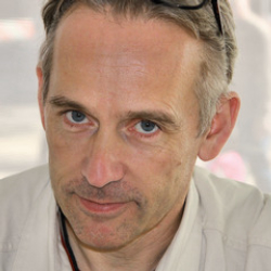 Author Jasper Fforde