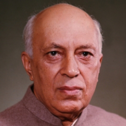 Author Jawaharlal Nehru