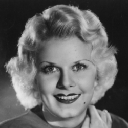 Author Jean Harlow