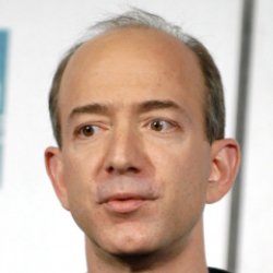 Author Jeff Bezos