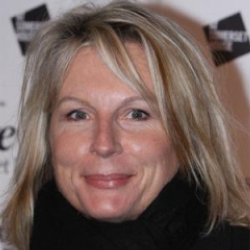 Author Jennifer Saunders