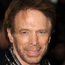 Author Jerry Bruckheimer