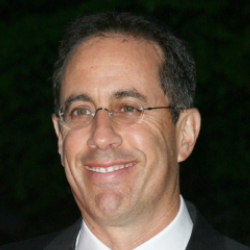 Author Jerry Seinfeld