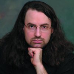 Author Jim Butcher