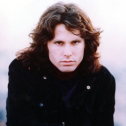 Author Jim Morrison