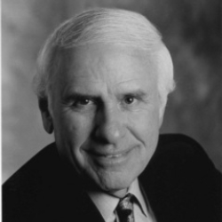 Author Jim Rohn