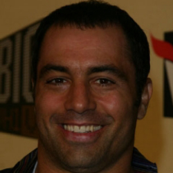 Author Joe Rogan