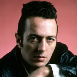 Author Joe Strummer