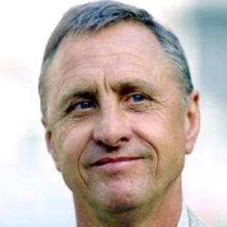 Author Johan Cruijff