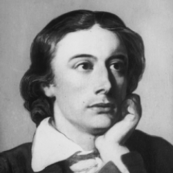 Author John Keats