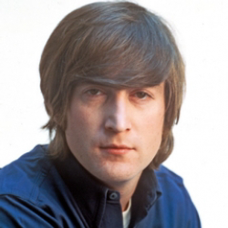 Author John Lennon
