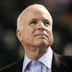 Author John McCain