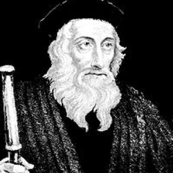 Author John Wycliffe