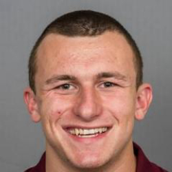 Author Johnny Manziel