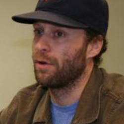 Author Jon Glaser