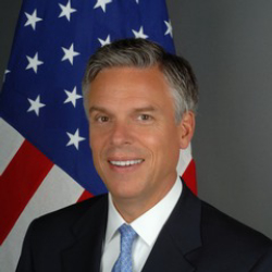 Author Jon Huntsman, Jr.