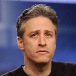 Author Jon Stewart