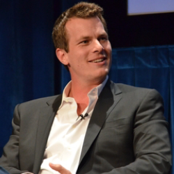Author Jonathan Nolan