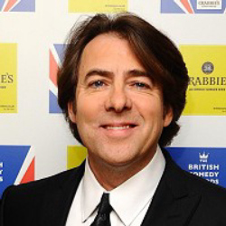 Author Jonathan Ross